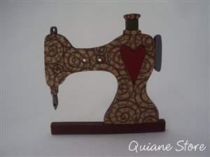 Coleção Grandes Botões: Máquina de Costura